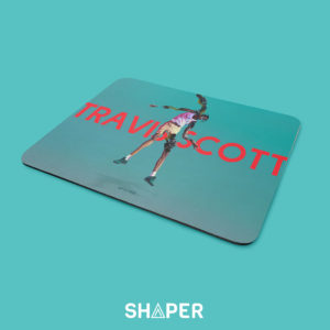 Travis Scott mousepad toluca