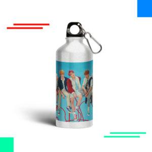 Botella para agua BTS BLUE