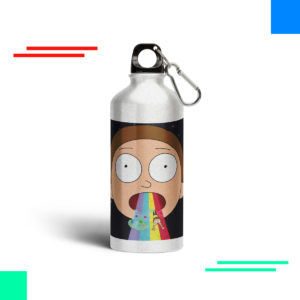 Botella para agua MORTY SPACE
