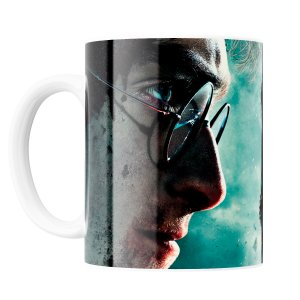 Taza Harry Potter Vs Lord Voldemort